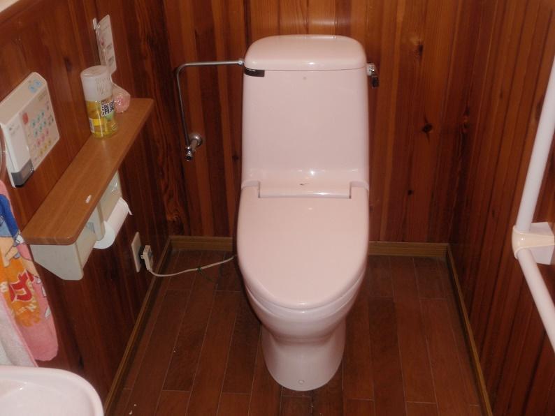 トイレ修理 便所詰り修理 トイレ詰り修理 INAX 群馬県伊勢崎市境下武士