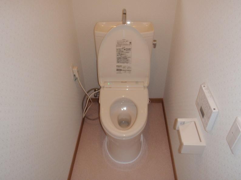 トイレ詰り修理 便所修理  群馬県伊勢崎市境島村