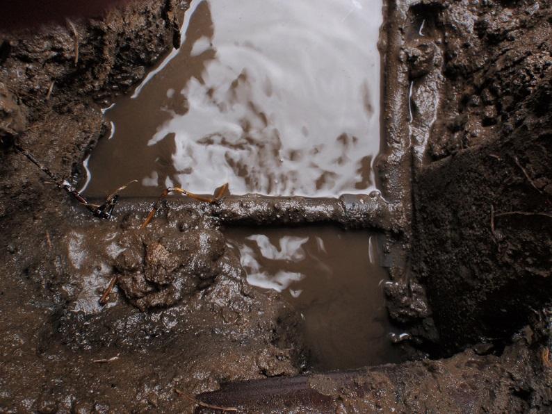 漏水修理工事 水漏れ修理工事 水道工事  伊勢崎市